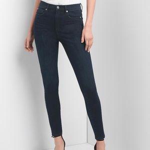 Gap True Skinny Super High Rise Jeans